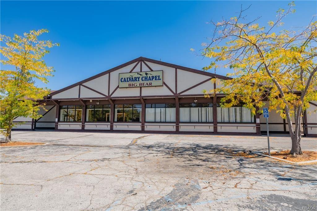 Photo of 713 Stocker Drive, Big Bear Lake, CA 92315 (MLS # 32005293)