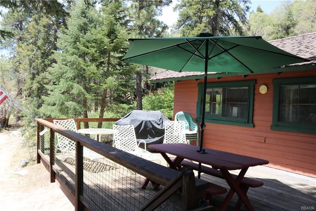 Photo of 211 Pine Oak Drive, Fawnskin, CA 92315 (MLS # 32105311)