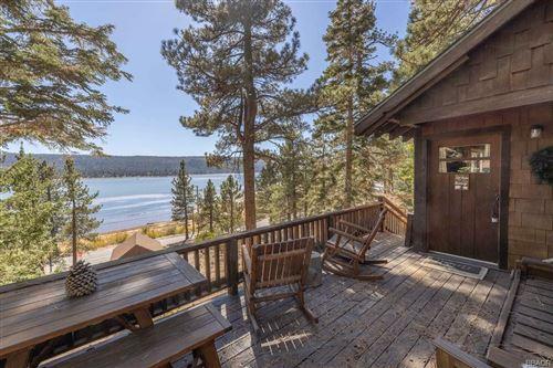 Photo of 319 Big Bear Trail, Fawnskin, CA 92333 (MLS # 32108315)