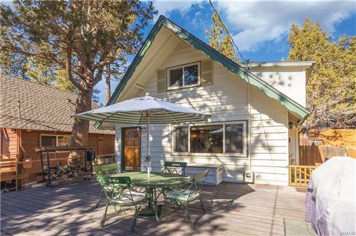Photo of 42850 Encino Road, Big Bear Lake, CA 92315 (MLS # 32100325)