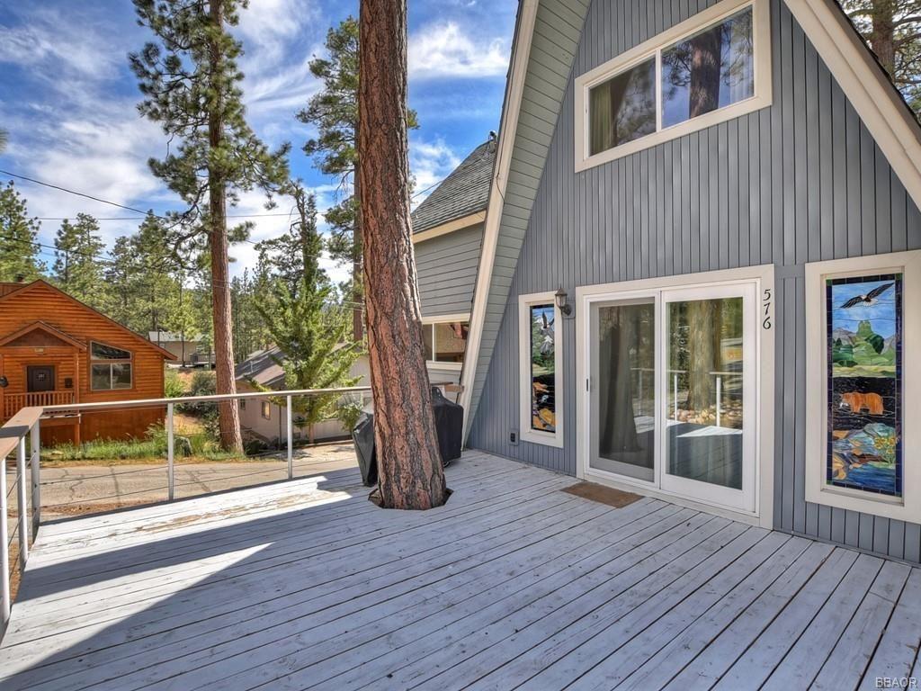 Photo of 576 Wanita Lane, Big Bear Lake, CA 92315 (MLS # 32105328)