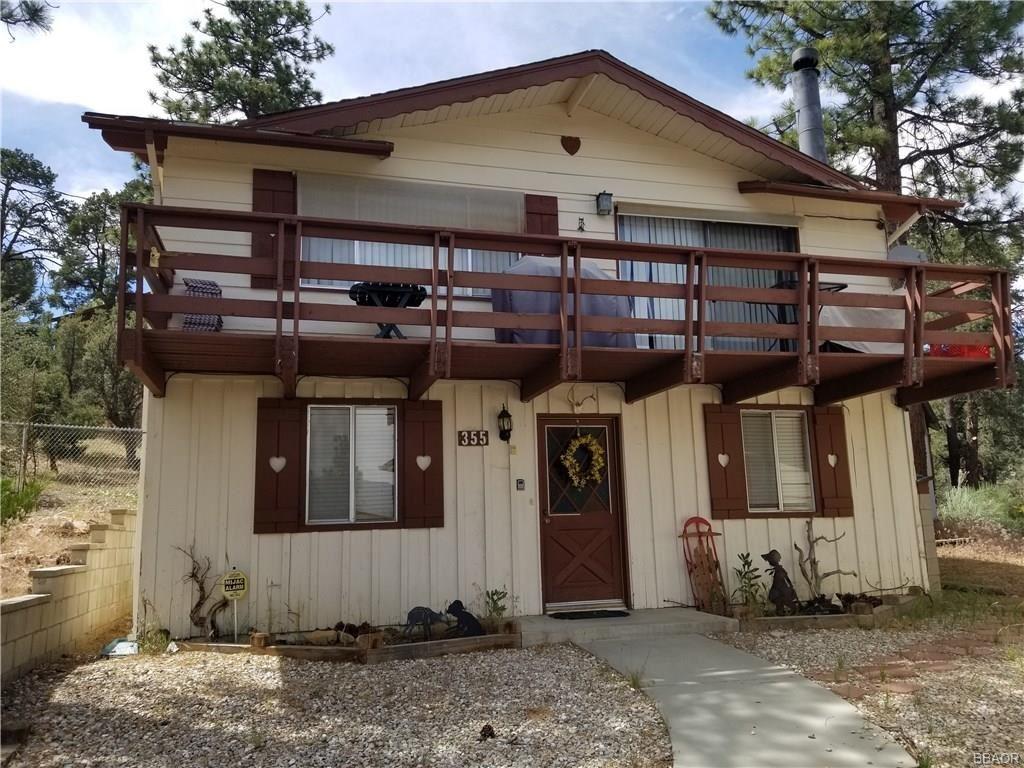 Photo of 355 Mullins Drive, Big Bear City, CA 92314 (MLS # 31906338)