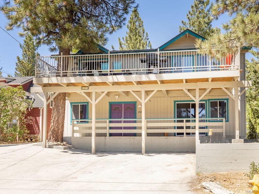 Photo of 39038 Bayview Lane, Big Bear Lake, CA 92315 (MLS # 32105348)