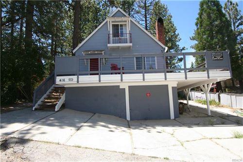 Photo of 416 Vista Lane, Big Bear Lake, CA 92315 (MLS # 32100351)