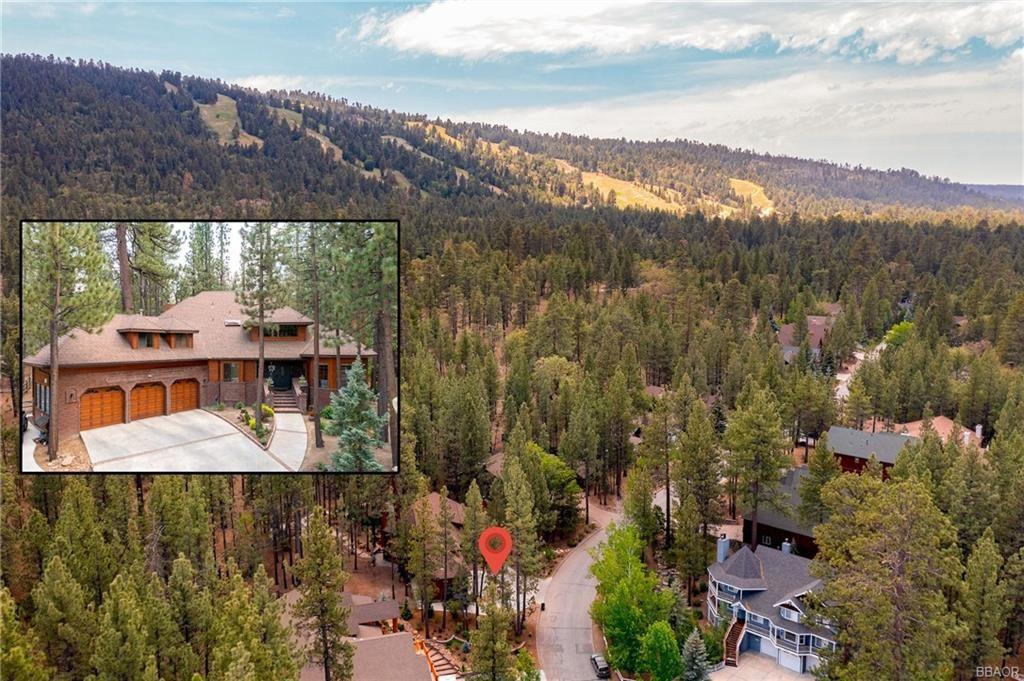 Photo of 42383 Heavenly Valley Road, Big Bear Lake, CA 92315 (MLS # 32105356)