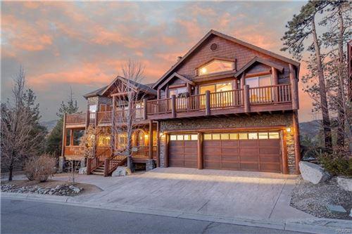 Photo of 42324 Eagle Ridge Drive, Big Bear Lake, CA 92315 (MLS # 32100358)