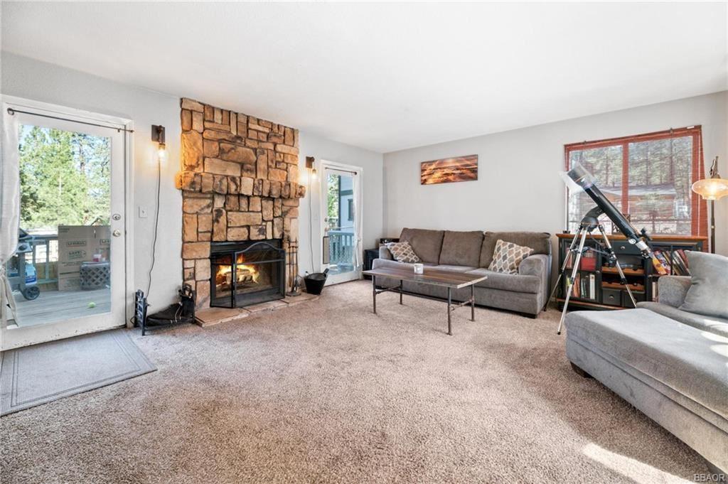Photo of 1158 Pine Ridge Lane, Big Bear City, CA 92314 (MLS # 32105359)