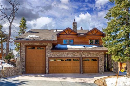 Photo of 43369 Ridge Crest Drive, Big Bear Lake, CA 92315 (MLS # 32100364)