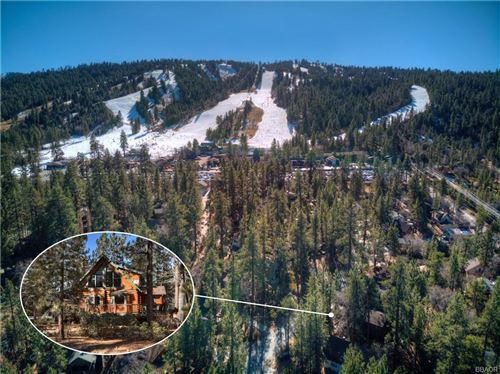 Photo of 736 Saint Moritz Drive, Big Bear Lake, CA 92315 (MLS # 32105377)