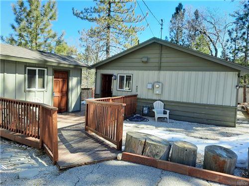 Photo of 803 Talmadge Road, Big Bear Lake, CA 92315 (MLS # 32100378)