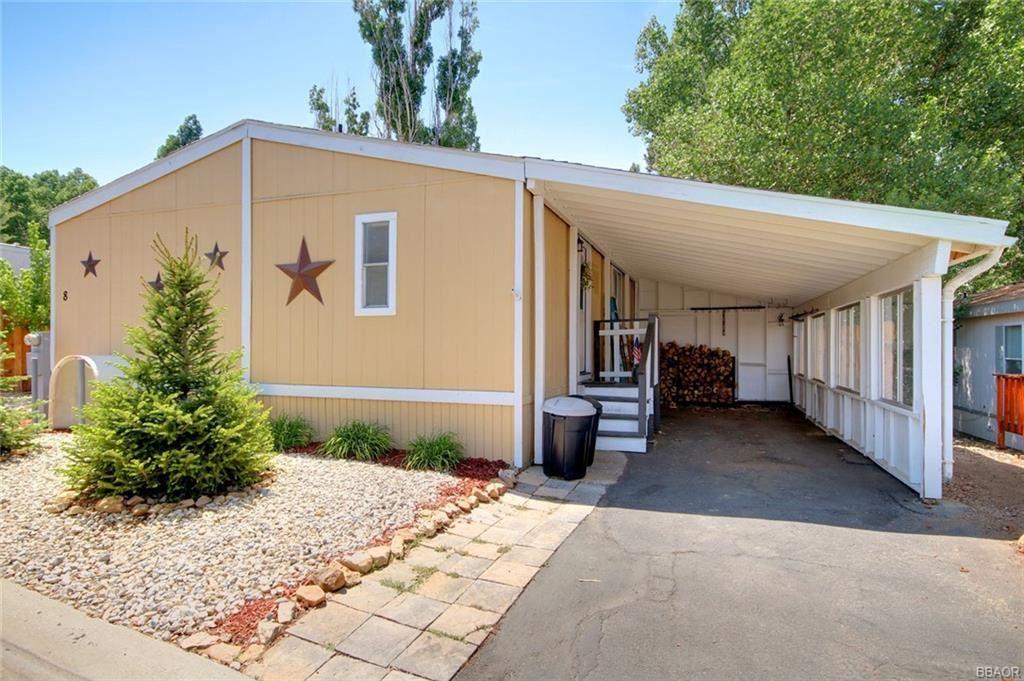 Photo of 391 Montclair Drive #8, Big Bear City, CA 92314 (MLS # 32105380)
