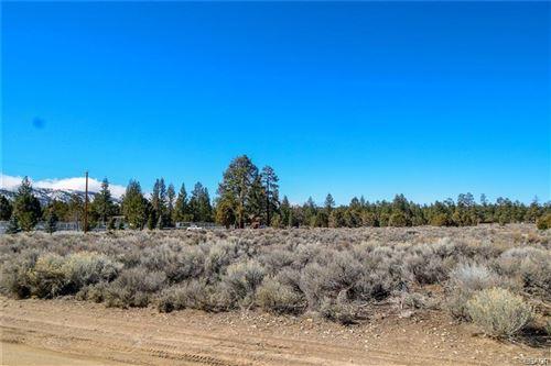 Photo of 0 Lakewood Street, Big Bear City, CA 92314 (MLS # 32000386)