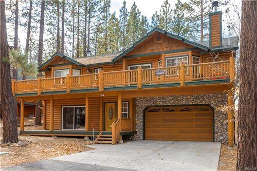 Photo of 644 St Moritz Drive, Big Bear Lake, CA 92315 (MLS # 31910387)