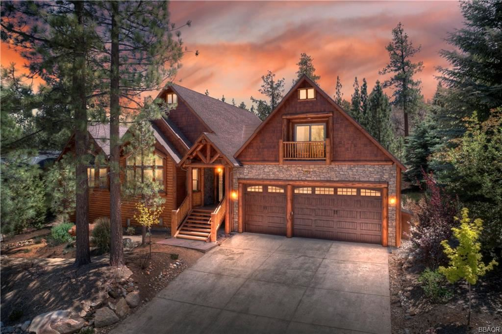 Photo of 42285 Heavenly Valley Road, Big Bear Lake, CA 92315 (MLS # 32105399)