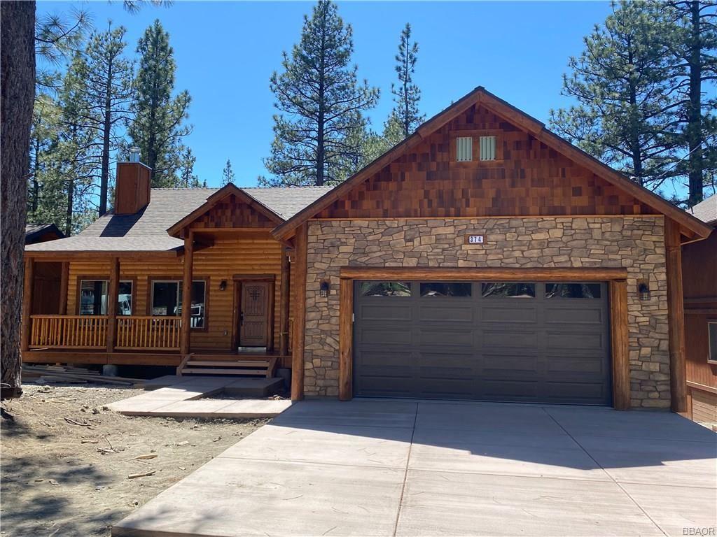 Photo of 374 Northern Cross Drive, Big Bear Lake, CA 92315 (MLS # 32000400)