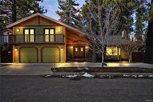 Photo of 42118 Snowmass, Big Bear Lake, CA 92315 (MLS # 32000418)