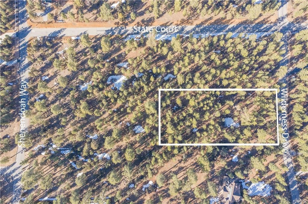 Photo of 1033 Wilderness Drive, Big Bear City, CA 92314 (MLS # 32101428)