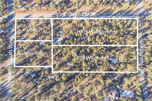 Photo of 1005 Wilderness Drive, Big Bear City, CA 92314 (MLS # 32101429)
