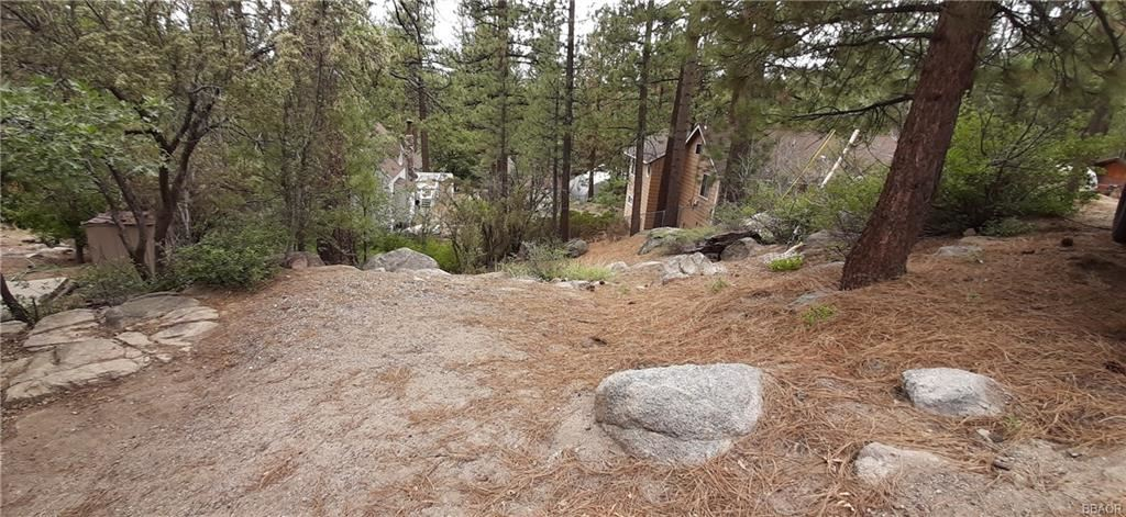 Photo of 0 Cedar Dell Road, Fawnskin, CA 92333 (MLS # 32105470)