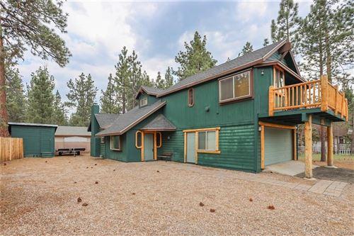 Photo of 1308 E Mountain View Boulevard, Big Bear City, CA 92314 (MLS # 32105479)
