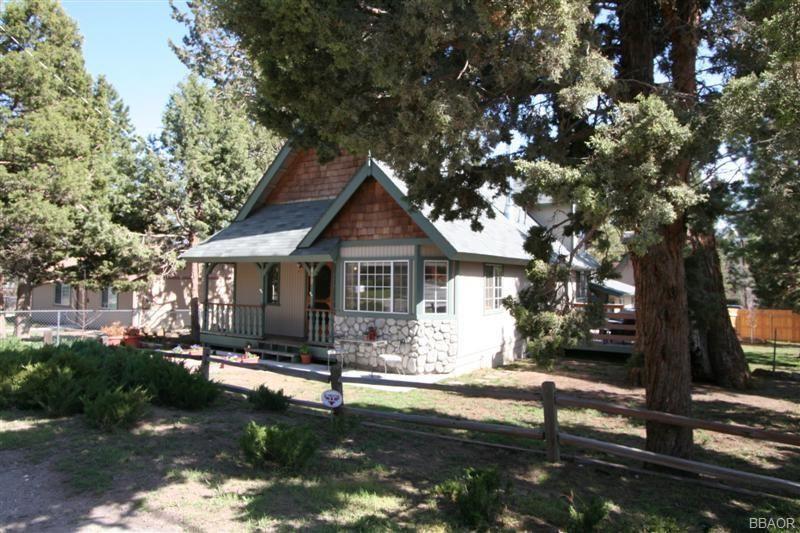 Photo of 1090 Rocky Mountain Road, Big Bear City, CA 92314 (MLS # 32101482)