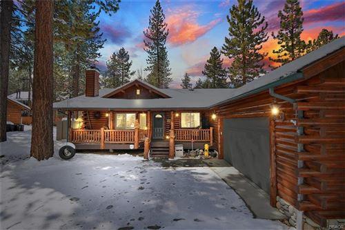 Photo of 604 Ponderosa, Big Bear Lake, CA 92315 (MLS # 32101488)
