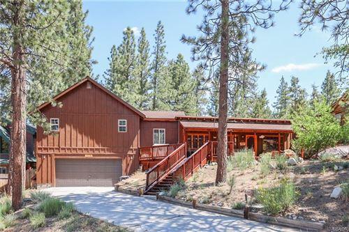 Photo of 42778 Cougar Road, Big Bear Lake, CA 92315 (MLS # 32105512)