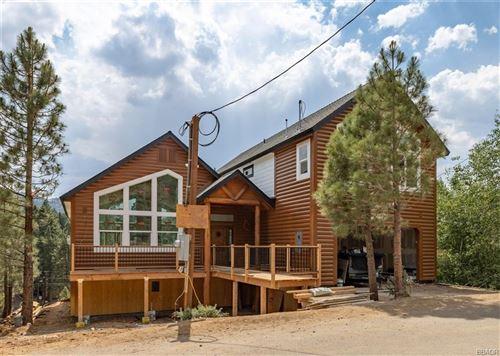Photo of 43837 Mendocino Drive, Big Bear Lake, CA 92315 (MLS # 32105525)
