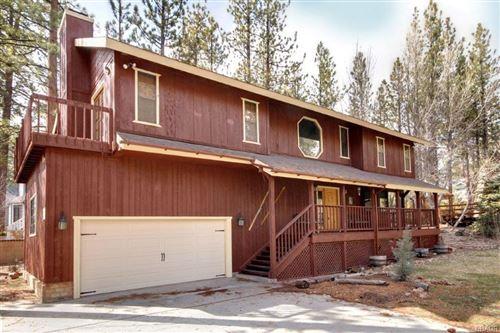 Photo of 1201 Redwood Drive, Big Bear City, CA 92314 (MLS # 32000532)