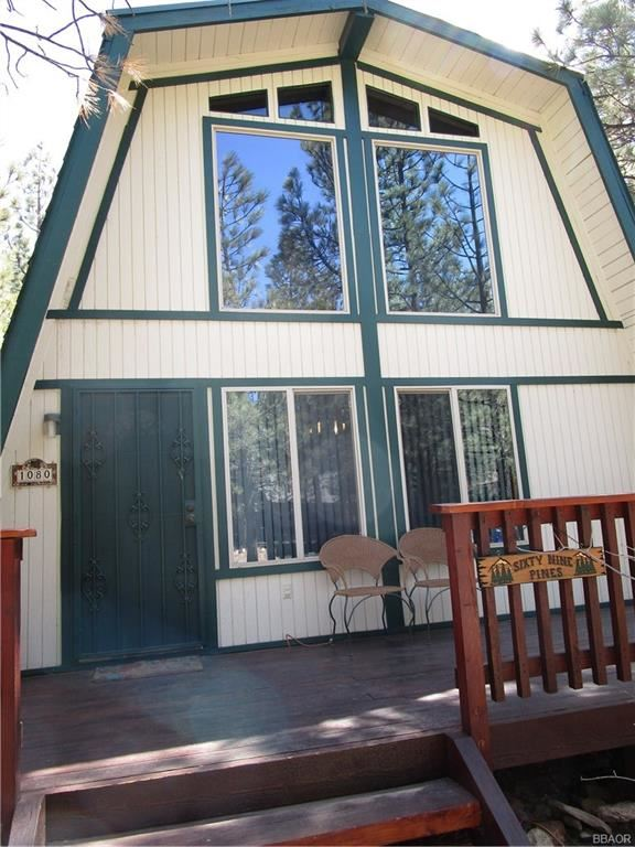 Photo of 1080 Hemlock Lane, Big Bear City, CA 92314 (MLS # 32101553)