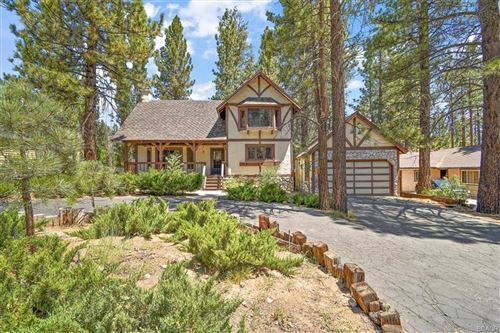 Photo of 1123 Sugarpine Road, Big Bear City, CA 92314 (MLS # 32106565)