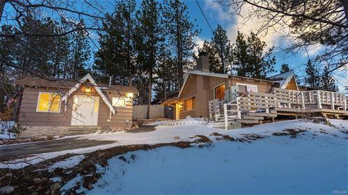 Photo of 40055 Hillcrest Drive, Big Bear Lake, CA 92315 (MLS # 32000573)