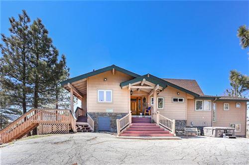 Photo of 991 Alpine Way, Big Bear City, CA 92314 (MLS # 32101593)