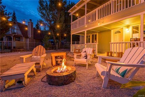 Photo of 43861 Mendocino Drive, Big Bear Lake, CA 92315 (MLS # 32002595)
