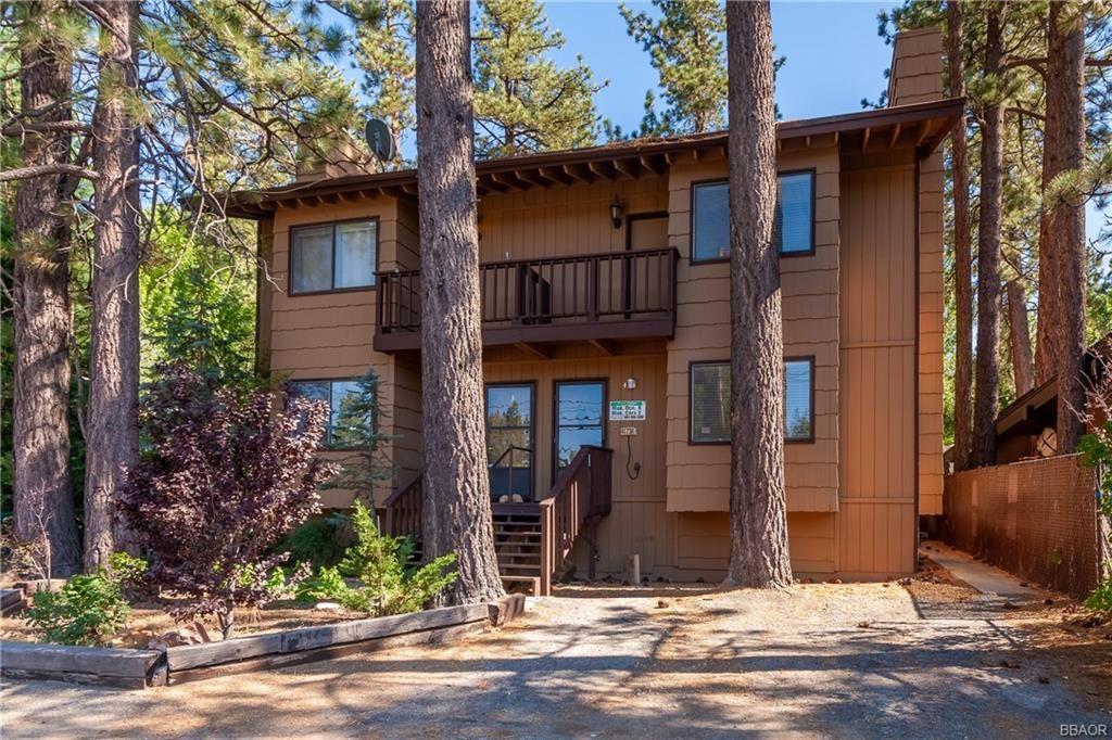 Photo of 41730 Brownie Lane #4, Big Bear Lake, CA 92315 (MLS # 32101608)