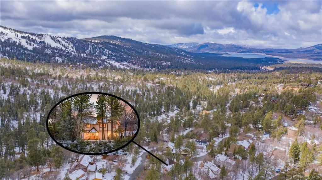 Photo of 1798 Canyon Crest Drive, Big Bear City, CA 92314 (MLS # 32101610)