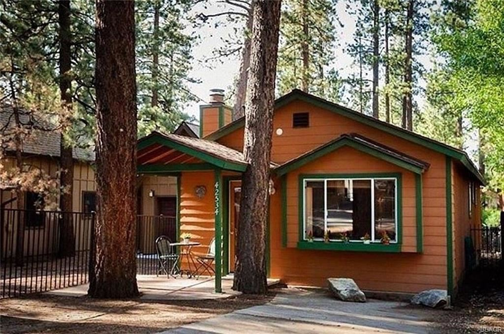Photo of 42534 La Cerena Avenue, Big Bear Lake, CA 92315 (MLS # 32106632)