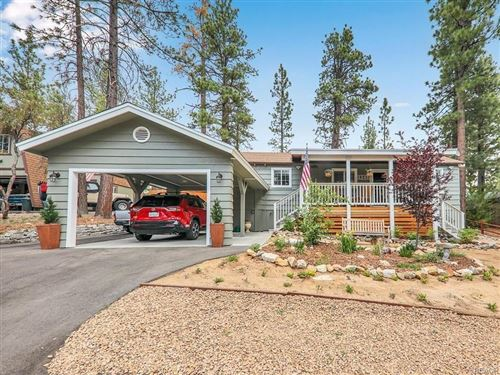Photo of 1241 Redwood Drive, Big Bear City, CA 92314 (MLS # 32106655)