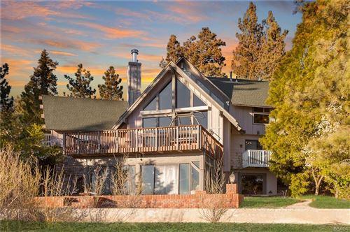 Photo of 112 N Eagle Drive, Big Bear Lake, CA 92315 (MLS # 32106657)