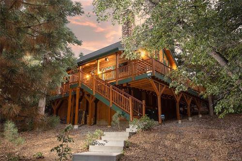 Photo of 1691 Angels Camp Road, Big Bear City, CA 92314 (MLS # 32002663)