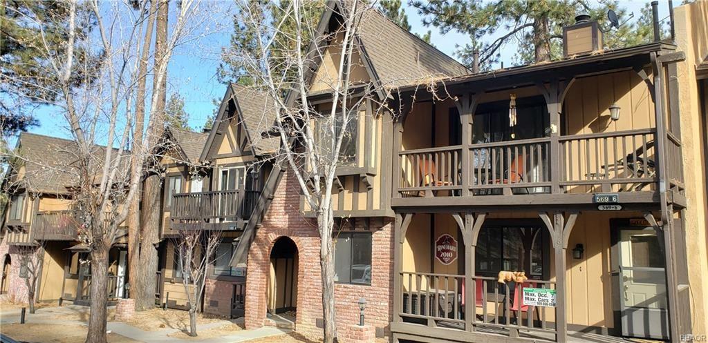 Photo of 569 Summit Boulevard #7, Big Bear Lake, CA 92315 (MLS # 32008665)