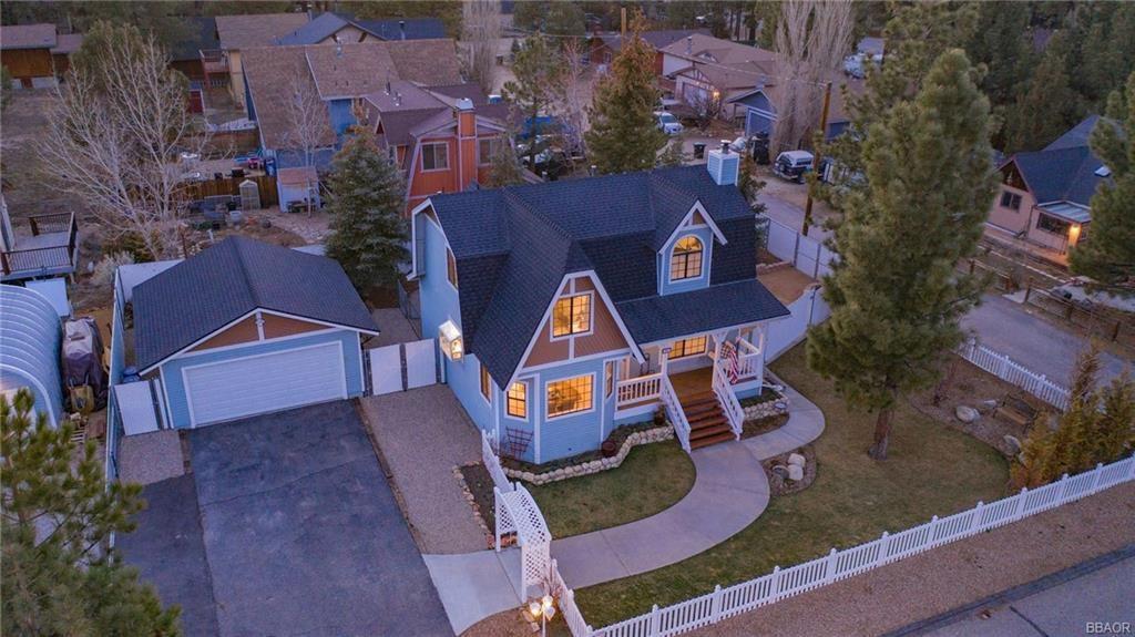 Photo of 1021 Hatchery Drive, Big Bear City, CA 92314 (MLS # 32102669)