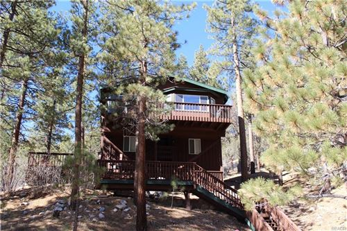Photo of 1214 Canyon Road, Fawnskin, CA 92333 (MLS # 31903673)