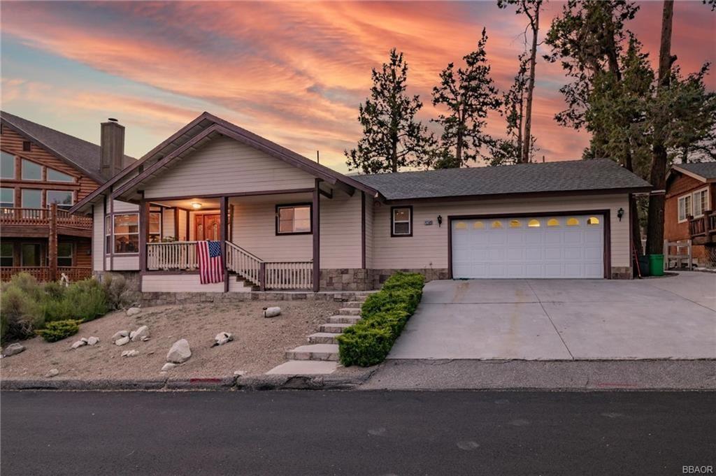 Photo of 42589 Bear loop, Big Bear City, CA 02314 (MLS # 32106680)
