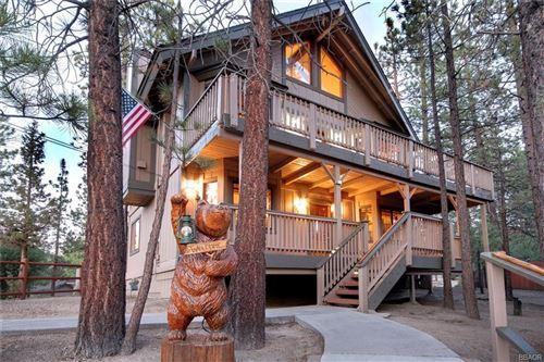 Photo of 315 Crater Lake road Road, Big Bear Lake, CA 92315 (MLS # 32106686)