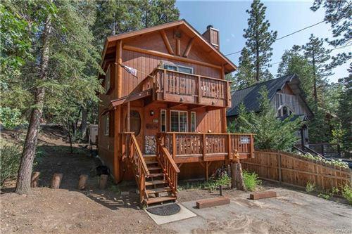 Photo of 43121 Plymouth Road, Big Bear Lake, CA 92315 (MLS # 32106692)