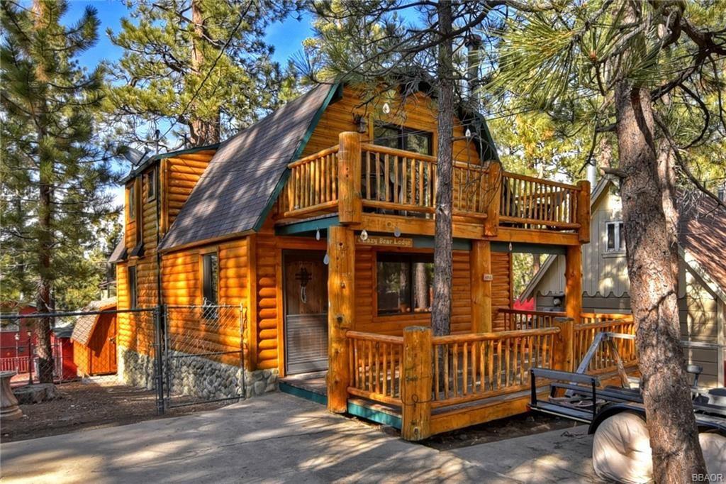 Photo of 40168 Guinan Lane, Big Bear Lake, CA 92315 (MLS # 32102695)