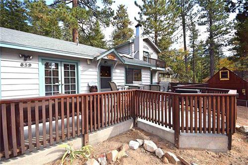 Photo of 839 Ravine Road, Big Bear Lake, CA 92315 (MLS # 32002696)