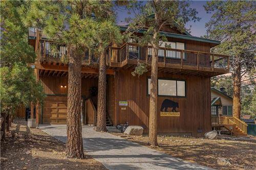 Photo of 361 W Cinderella Drive, Big Bear City, CA 92314 (MLS # 32106700)