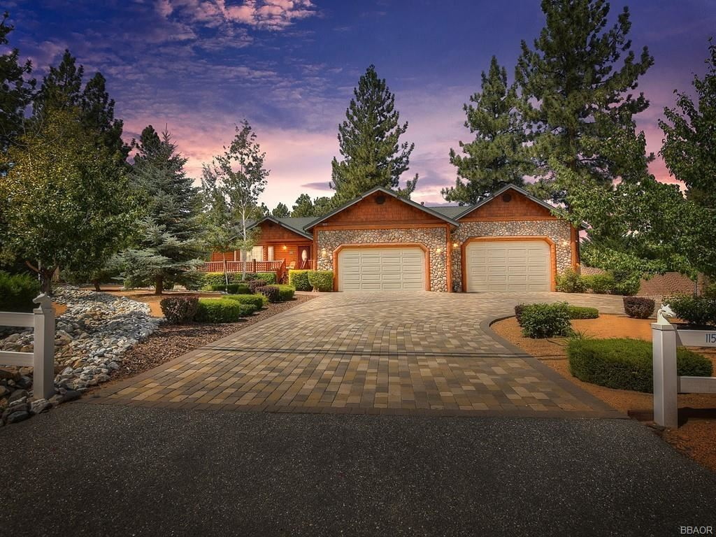 Photo of 1155 Willow Lane, Big Bear City, CA 92314 (MLS # 32002700)